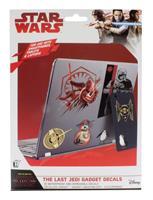 Paladone Products Star Wars Episode VIII Gadget Decals 28