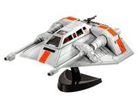 Revell Star Wars Episode VII Model Kit 1/52 Snowspeeder 10 cm