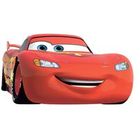 Room Mates Cars Giant Vinyl Wall Decal Set Lightning McQueen Number 95