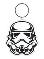 Pyramid International Star Wars Rubber Keychain Stormtrooper 6 cm