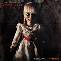 Mezco Toys The Conjuring Scaled Prop Replica Annabelle Doll 46 cm
