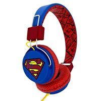 OTL Superman Teen Headphones Vintage Logo