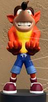 Exquisite Gaming Crash Bandicoot Cable Guy Crash Bandicoot 20 cm