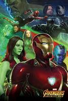 Pyramid International Avengers Infinity War Poster Pack Iron Man 61 x 91 cm (5)