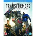 Transformers Age of Extinction Blu-ray