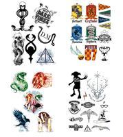 Cinereplicas Harry Potter Temporary Tattoos Set