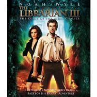 The Librarian 3 The Curse Of The Judas Chalice