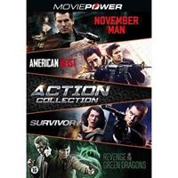 Action collection 1 (2016) (DVD)
