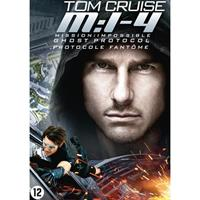 Mission impossible 4 - Ghost protocol (DVD)