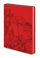 Pyramid International Marvel Premium Notebook A6 The Avengers