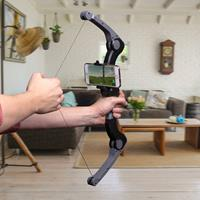 Thumbs Up ORB Augmented Reality Bow Virtual Archer