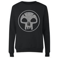 THG Magic the Gathering Ladies Sweatshirt Mana Black Size L