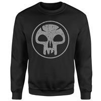 THG Magic the Gathering Sweatshirt Mana Black Size XL