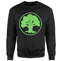THG Magic the Gathering Sweatshirt Mana Green Size XXL