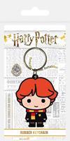 Pyramid International Harry Potter Rubber Keychain Chibi Ron 6 cm