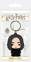 Pyramid International Harry Potter Rubber Keychain Chibi Snape 6 cm