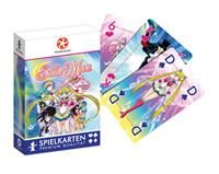 Winning Moves Sailor Moon Number 1 Playing Cards *German Packaging*