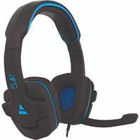 EM PL3320 headphones/headset Hoofdband Zwart
