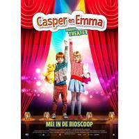 Casper en Emma - Maken theater (DVD)