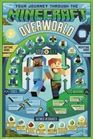 GB eye Minecraft Overworld Biome Poster 61x91,5cm