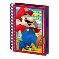 Pyramid International Super Mario - A5 3D Lenticular Notebook