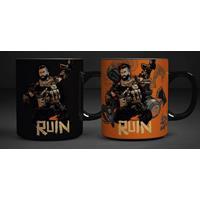 Paladone Products Call of Duty Black Ops 4 Heat Change Mug Ruin