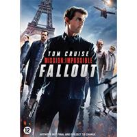 Mission Impossible 6 - Fallout DVD