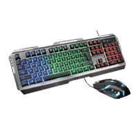 trust GXT845 Tural Gaming Combo