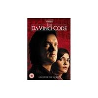 The Da Vinci Code DVD (2006)