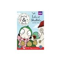 Sarah & Duck - Lots of Shallots and Other Stories DVD