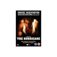 The Hurricane DVD