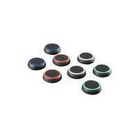 Set control-stick-opzetstukken Colors 8in1 voor PS4, gekleurd -