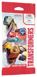 Wizards of The Coast Transformers TCG Booster Pack