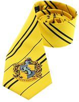 Cinereplicas Harry Potter Tie Hufflepuff Crest