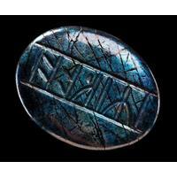 Weta The Hobbit The Desolation of Smaug Prop Replica Kili's Rune Stone