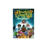 Howard Lovecraft and The Frozen Kingdom DVD