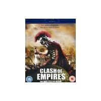 Clash of Empires: Battle for Asia Blu-ray