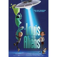 Louis & de aliens (DVD)
