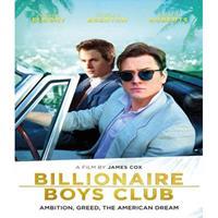 Billionaire boys club (Blu-ray)