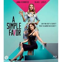Simple favor (Blu-ray)