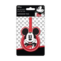 Pyramid International Mickey Mouse Rubber Luggage Tag Mickey Mouse