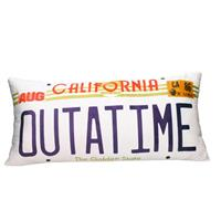 SD Toys Back to the Future Pillow Out A Time 70 cm