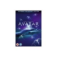 Namco Avatar Extended Collectors Edition DVD