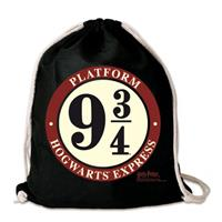 Logoshirt Harry Potter Gym Bag Platform 9 3/4