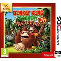 Donkey Kong Country Returns 3D ( Selects)