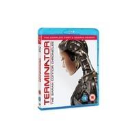 Terminator The Sarah Connor Chronicles Season 1 & 2 Blu-ray