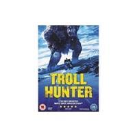 Troll Hunter DVD