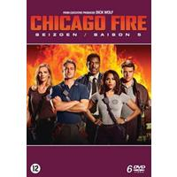 Chicago Fire - Seizoen 5 DVD