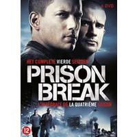 Prison break - Seizoen 4 (DVD)