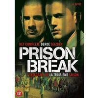 Prison break - Seizoen 3 (DVD)